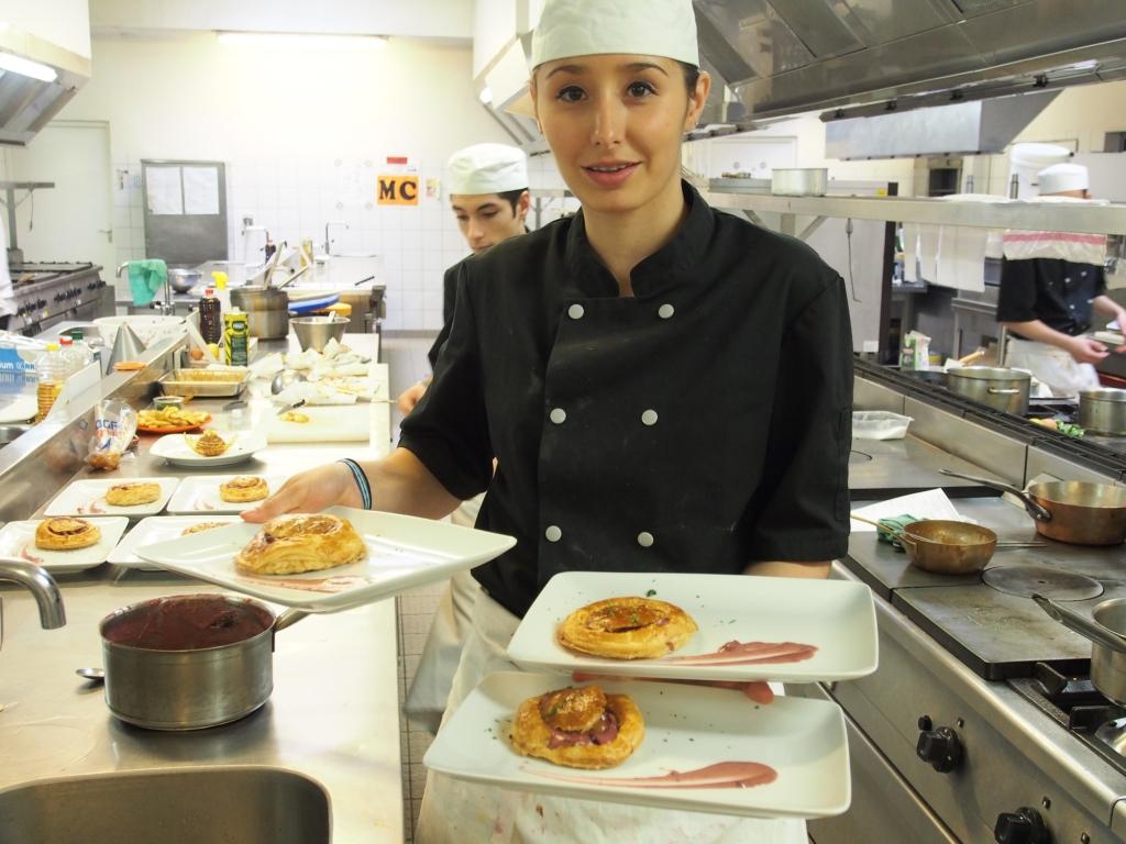 Bac pro cuisine ensemble scolaire priv saint joseph - Salaire bac pro cuisine ...